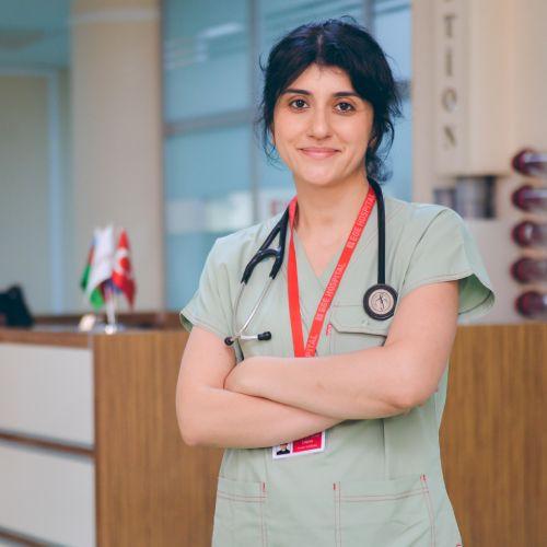 Uzman Dr.Aysel İslamlı
